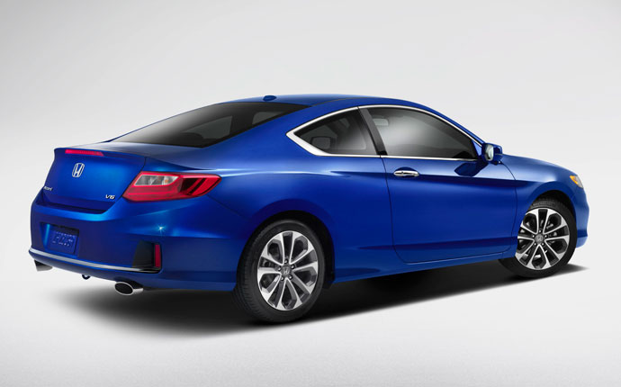 All New 2013 Honda Accord Coupe H S Auto Consultant